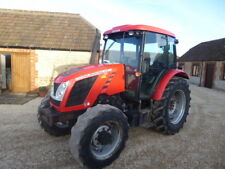 ZETOR 110 PROXIMA PLUS 4WD TRACTOR 2014 4150 HOURS MANUAL SHUTTLE AIR CON