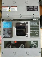 NEW SIEMENS ITE LOAD CENTER 225 AMP W0404ML1225CU 120//240V MAIN PANELBOARD