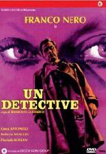 UN DETECTIVE  DVD THRILLER
