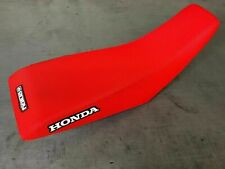 Honda TRX 400EX TRX 400 EX Seat Cover 2008-2018 ALL RED  STANDARD #202