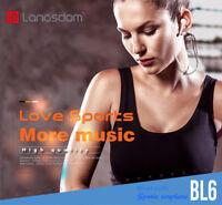 Langsdom BL6 Wireless Bluetooth 4.2 Sports Headset Dynamic Earphones HD Handfree