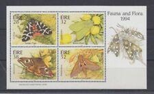 Irland  Block 13  Insekten  Falter   **  (mnh)
