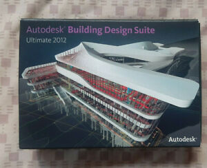 Autodesk Building Design Suite Ultimate 2012 - Serial Number Expired - AutoCAD