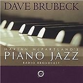 Dave Brubeck - Marian McPartland's Piano Jazz - CD Album Damaged Case