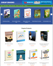 Digital Books Store Fully Automated Work From Home Website Business For Sale