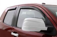 AVS 194408 In-Channel Ventvisor Window Deflector for 2017-2018 Hyundai Elantra