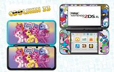 SKIN STICKER AUTOCOLLANT - NINTENDO NEW 2DS XL - REF 175 MY LITTLE PONY