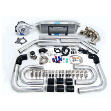For T3 T3/T4 T04E Turbo Kit BMW 3 Series E30 M20 I6 SOHC 320I 325I 325E 325E ...