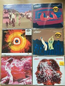 Chemical Brothers CD lot of 6 Singles Classic 90's Big Beat