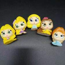 Disney Doorables Princess mix lot of 5pc mini figure collection toys kids gift