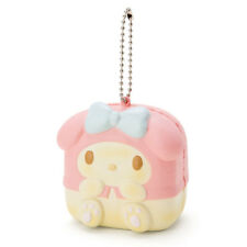 My Melody Sanrio Squeeze mascot Chain(breezy bread style) Kawaii Japan New F/S