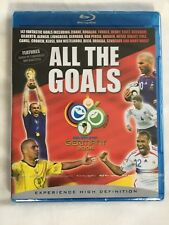 All the Goals - from the 2006 World Cup in Germany [Blu-ray] ** BRAND NEW **