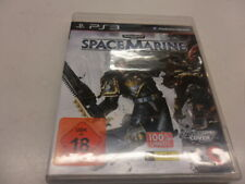 PlayStation 3  PS3    Warhammer 40,000 - Space Marine  USK 18