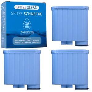 Spitze Clean Wasserfilter wie Philips Saeco AquaClean CA6903 (3er Pack)