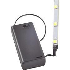 Kahlert 69911 LED Beleuchtung; 3,5V; mit Batteriebox für Puppenhaus; neu/OVP