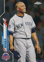Mariano Rivera 2020 Topps Chrome Update All-Star Game #U-72 New York Yankees