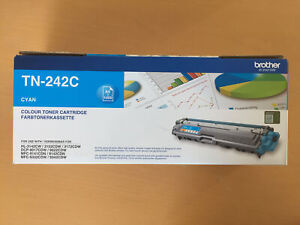 Neu Brother TN242C TN-242C Cyan Toner A