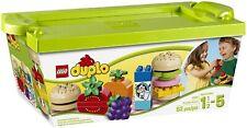 LEGO DUPLO Creative Picnic (10566) Building Set - Brand New Sandwiches/Burgers!