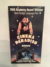 Cinema Paradiso (Vhs, 1989, Subtitled English)