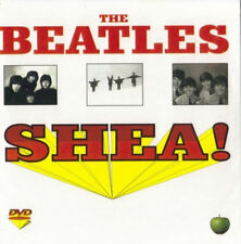 The BEATLES Live at the SHEA Stadium CD DVD NTSC