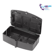 PACK of 3 Black Connection Box CHOCBOX 30a Complete with Grips and Screws