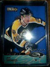 1997-98 Upper Deck Collectors Choice Starquest #SQ17 Jozef Stumpel, Bruins