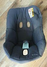 Maxi Cosi pebble plus car seat cover grey vgc
