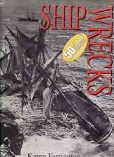 SHIPWRECKS -  FARRINGTON Titanic Sultana Lusitania Mary Rose Exxon Valdez  ef