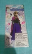 EK SUCCESS STICKER SHEET - Frozen Anna - Reusable DISNEY