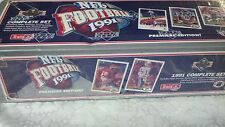 Upper Deck NFL Football 1991 Premiere Edition Cards Boxed set