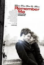 Remember Me movie poster - Robert Pattinson poster - 11 x 17 inches