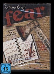 DVD SCHOOL OF FEAR - BO DEREK - HORROR *** NEU ***