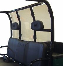 POLARIS RANGER REAR WINDOW CAB ENCLOSURE 700 500 XP CREW 2005 - 2009 WINDSHIELD