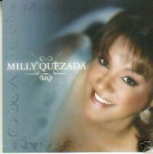 cd album  MILLY QUEZADA MQ LATINO POP ENHANCED CD