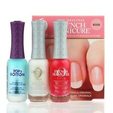 Orly Nail Polish French Manicure Kit - Rose - 3 x 9ml - Special Offer