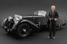 Ralph Lauren Figure pour 1:18 Bugatti 57SC Atlanic CMC