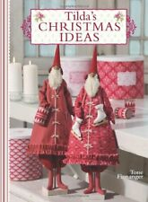 Tilda's Christmas Ideas by Finnanger  New 9780715338650 Fast Free Shipping..