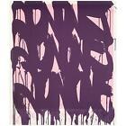 "JonOne, ""DRIPPING TAGS""- Ltd Ed, Hand Signed/Numbered Urban Art Screen Print"