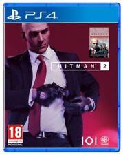 VIDEOGAMES PS4 HITMAN 2 WARNER BROS VERSIONE FISICA COPERTINA ITA