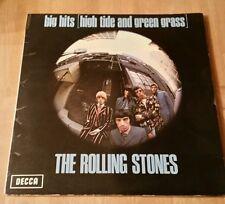 Rolling Stones Big Hits (High Tide An Green Grass) vinyl lp classic vintage rock