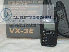 YAESU VX-3 RTX DUAL BAND VHF - UHF RICEV 0,5-999   REF. 100049