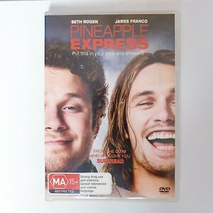 Pineapple Express Movie DVD Movie Region 4 Free Postage - Comedy