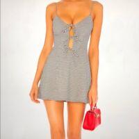 Lovers + Friends Beth Mini Dress (Revolve) - Size Small