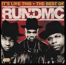 RUN DMC Its Like This: The Best Of CD NEW 2CD NEW