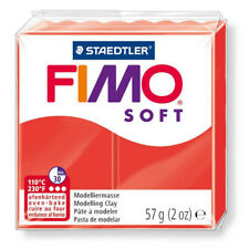 FIMO SOFT Indian Red 57gr - Indisches Rot ofenhärtende Modelliermasse - GSW