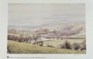 """Michael Revers """"Yorkshire Dales"""" Signed Fine Print - Limited Edition - Unframed"""
