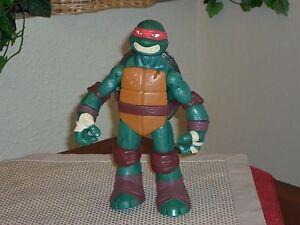 """Teenage Mutant Ninja Turtles 10"""" Raphael Action Figure"""