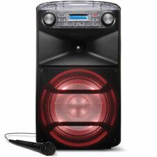 Ion Audio iPA107 блок-вечеринке Ultra 120 Вт караоке громкоговорящая связь с эффектами Voice