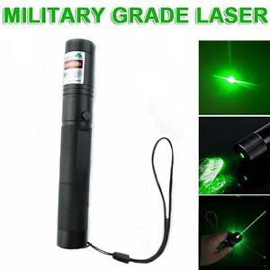 New Strong Green Pointer Pen Visible Beam Light Lazer Military Grade