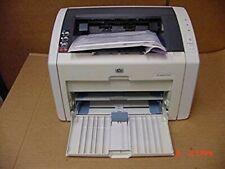 HP LaserJet 1022 Standard Laser Printer With Toner.